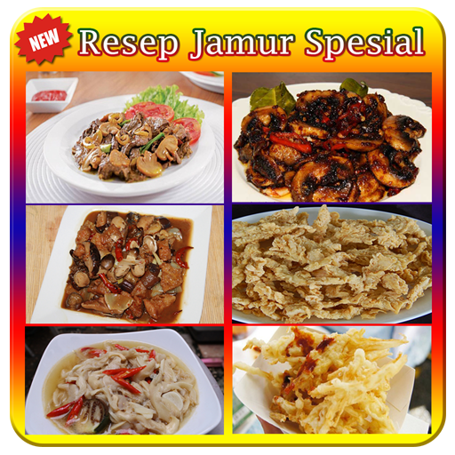 75 Resep Jamur