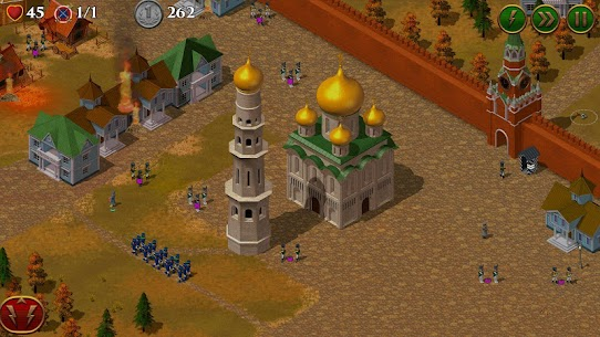 1812. Napoleon Wars TD Tower Defense strategy game Mod Apk Download For Android 8