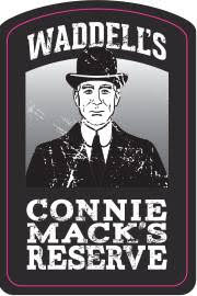 Logo of Waddells Connie Mack Reserve