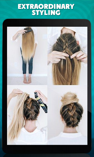 Tutorial Of Modish Hairstyles