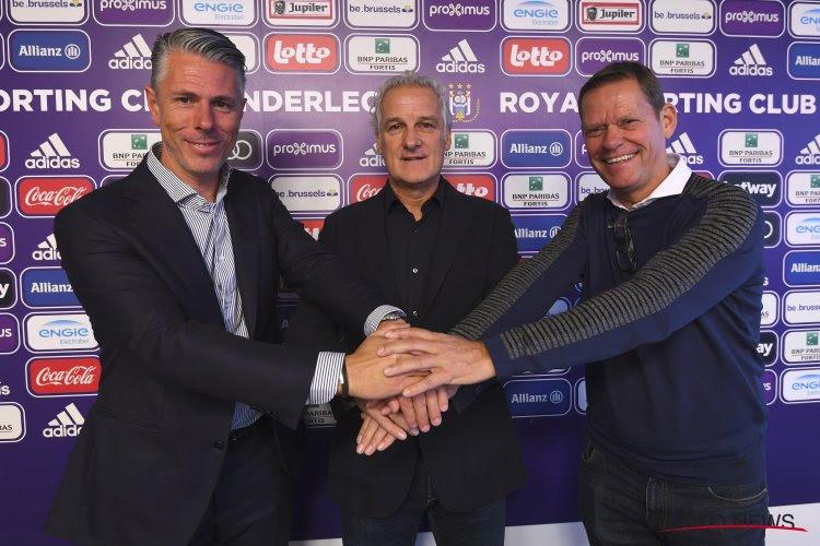 """Verschueren voit en Rutten l'homme idéal d'Anderlecht : """"Pas un cinquième ou sixième choix"""""""