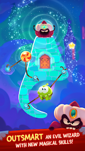 Cut the Rope Magic Mod Apk 1.12.1 (Unlimited Crystal + Hints) 9