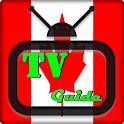 Canada TV Guide Free icon