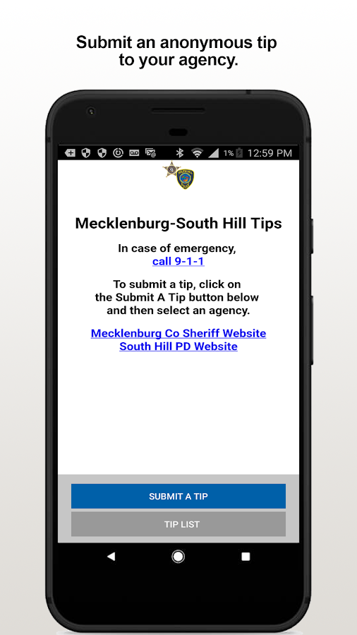Mecklenburg South Hill Tips- screenshot