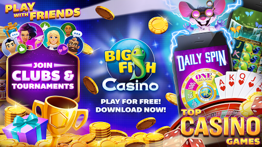 Big Fish Casino – Play Slots & Vegas Games screenshot 3