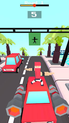Hiphop runner 3D u2013 Endless racing arcade 1.0.1 screenshots 2