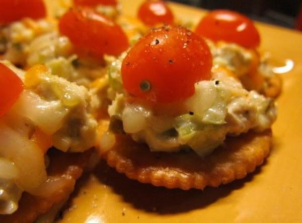 Puttin' On The Ritz Snack Recipe