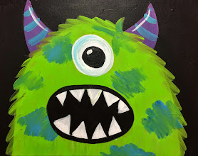 Photo: Make your own monster
