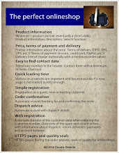 Photo: The perfect onlineshop
