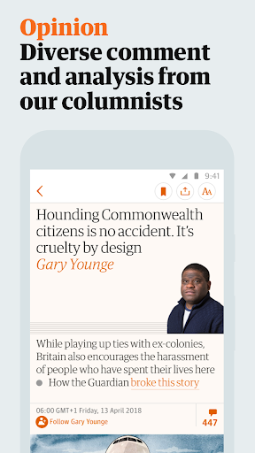 The Guardian - Live World News, Sport & Opinion [Subscri