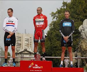 Juan José Cobo déclassé, Chris Froome officiellement vainqueur de la Vuelta 2011