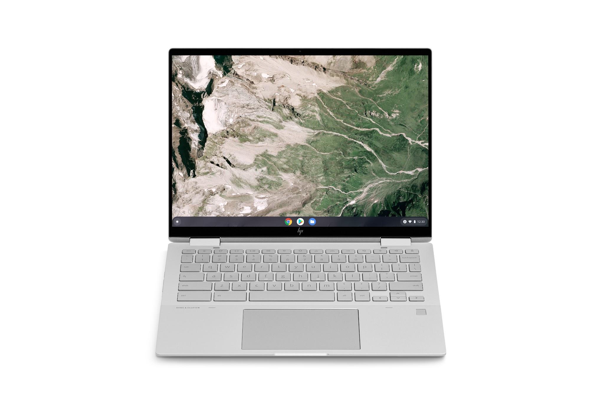 HP Chromebook x360 13c - photo 2
