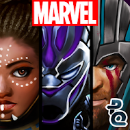 Marvel Puzzle Quest Dark Reign [Мод: много денег]