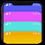 Status Bar & Notch : Custom Colors 1.2