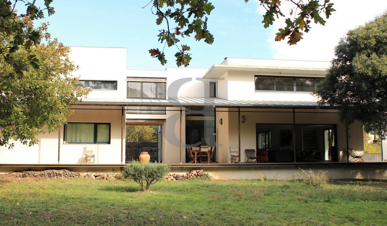 Villa avec piscine Sainte-Cécile-les-Vignes