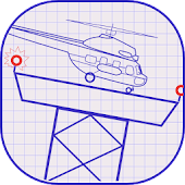Drawn Helicopter