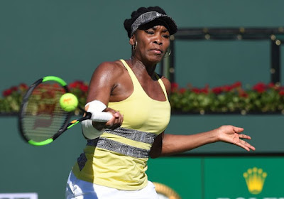 Venus Williams s'en rapproche