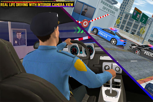 US Police Parking: Car Games 1.0 screenshots 12