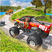 Monster Truck Derby Legends Crash Stunts Sim Android APK Download Free By US Offroad Gamers