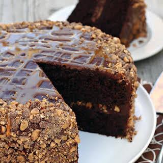 Toffee Caramel Cake Recipes.