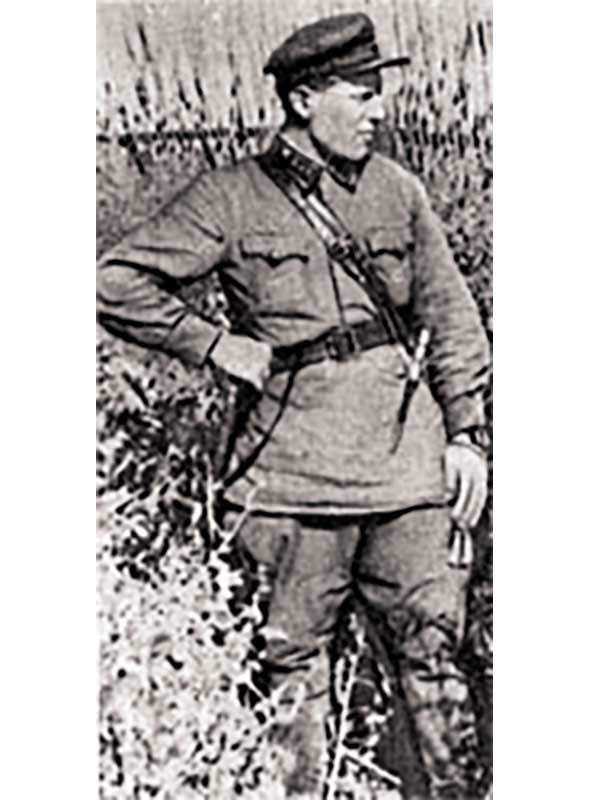 Овсянников А.Г. - рядовой 2 бат. 44 осбр