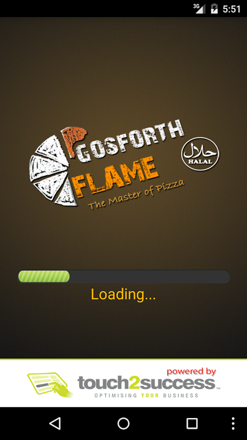 Gosforth Flame- screenshot