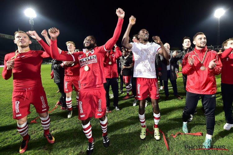 OFFICIEEL: 'Voetbalbelg' die kampioen werd met Antwerp én Cercle Brugge verkast naar buitenland