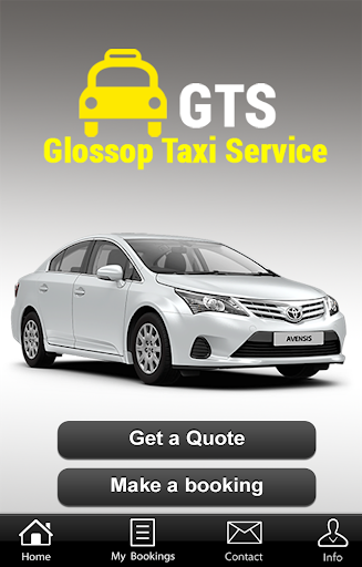 Glossop Taxi Service