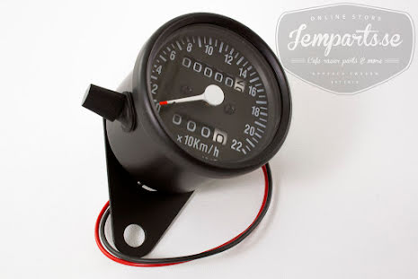 Classic BBW14-0 hastighetsmätare
