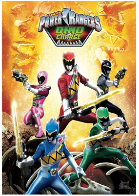 PR Dino Charge / Dino Super Charge