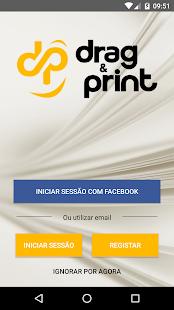 Drag & Print - náhled