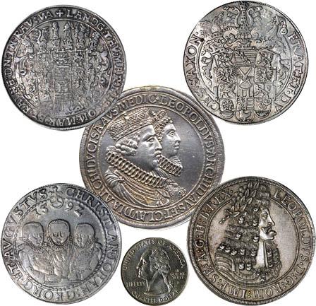 Thaler, moeda que deu origem ao dólar