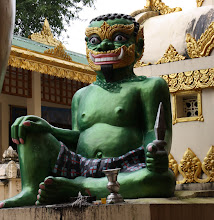 Photo: Year 2 Day 54 - Buddha at the Bottom of the Temple