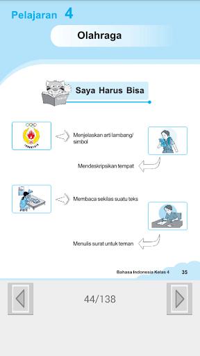 Buku Bahasa Indonesia 4 SD  screenshots 6