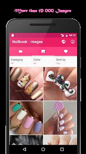 Nailbook - Nail Art Designs Ekran Görüntüsü