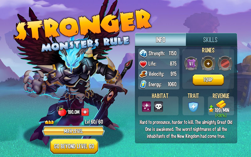Monster Legends - RPG Screenshot 12