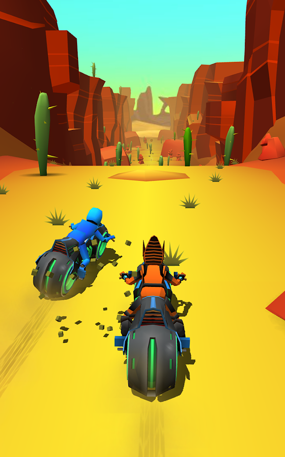 Faily Rider- screenshot