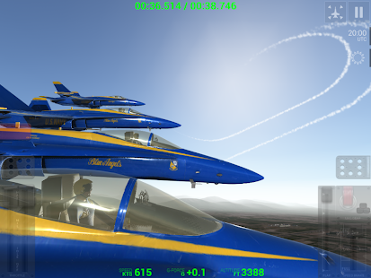 Blue Angels: Ready, Break!- screenshot thumbnail