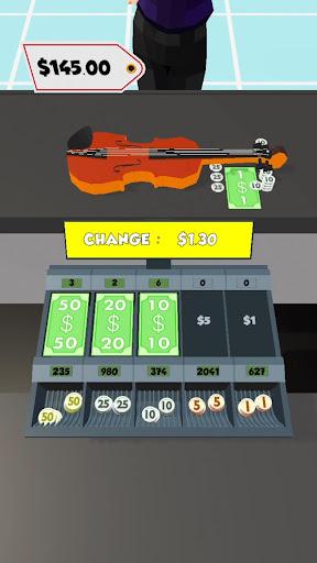 Cashier 3D Screen Shot