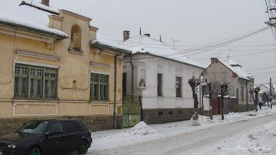 Photo: Str. Mihai Eminescu,  Nr.5 - Bustul lui Mihai Eminescu  -  (2012.12.21)