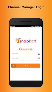 Znapkart Channel Manager - náhled