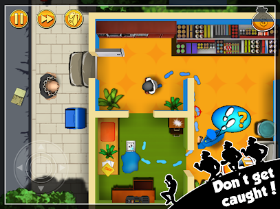 Robbery Bob MOD APK 1.18.36 [Unlimited Money + Unlocked All Features] 6