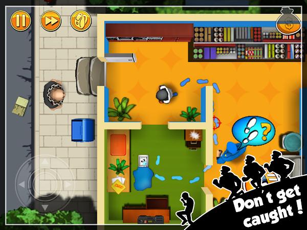 Robbery Bob v1.16 [Unlimited Money/Unlocked]