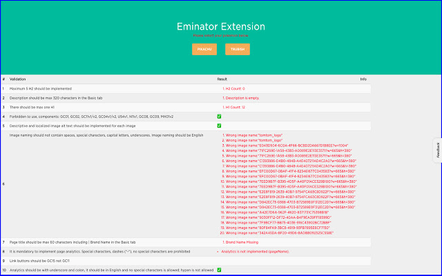 Eminator Extension