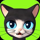Talking Cat & Background Dog icon