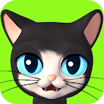 Talking Cat & Background Dog 3.28.0 Apk