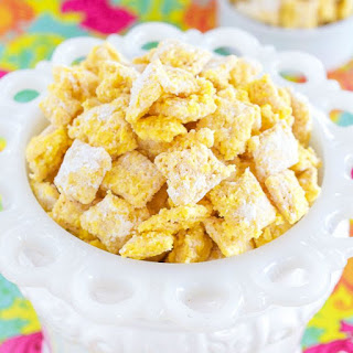 Lemon Pie Muddy Buddies