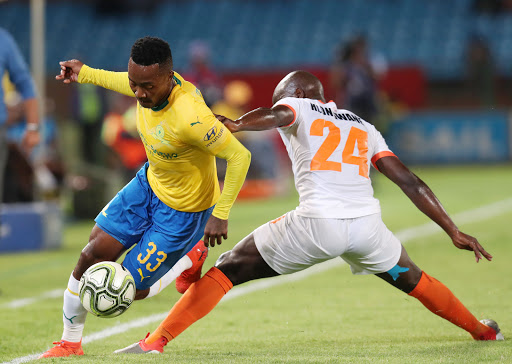 Onyango blunder sees Sundowns drop crucial points in a home draw against Polokwane