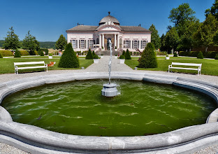 Photo: Kloster Melk: Gartenpavillon