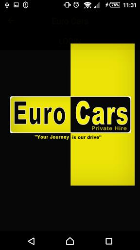 Euro Cars Private Hire